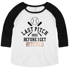 Custom Date Bachelorette Last Pitch