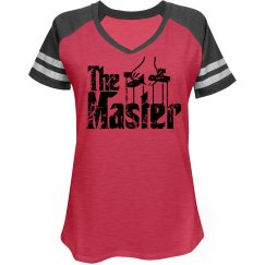 The Master of Puppets Funny Woman's Shirt
