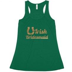 Irish Bridesmaid Tshirt