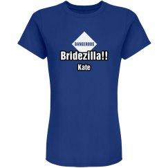 Bridezilla Tee