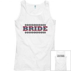 Tribal Bride Tee