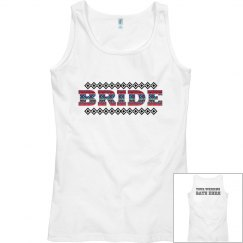 Tribal Bride Tee