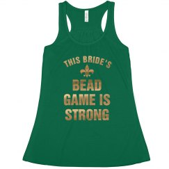 Mardi Gras Bead Game Strong