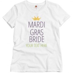 Mardi Gras Bride To Be