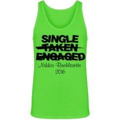 BRIDESMAID SINGLE