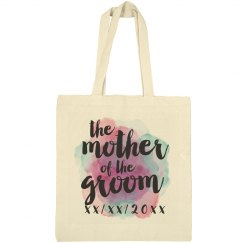 Custom Watercolor Mother Of Groom