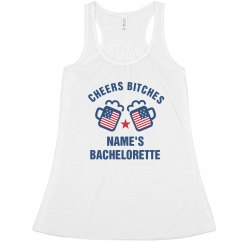 Cheers Patriotic Bachelorette