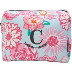Custom Inital Makeup gift
