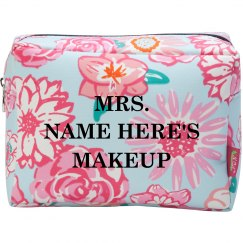 Custom Mrs. Name's Makeup