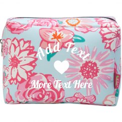 Custom Design Makup Bag