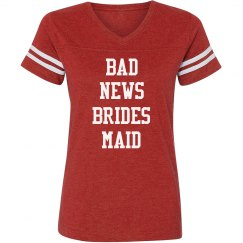 Bad News Bridesmaid
