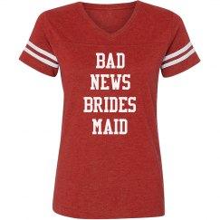 Bad News Bridesmaid