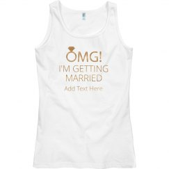 Custom OMG Getting Married