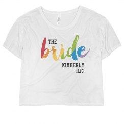 The Rainbow Bride