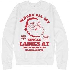 Santa's Single Ladies