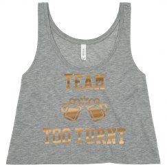 Team Too Turnt Tank
