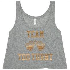 Team Too Turnt Tank