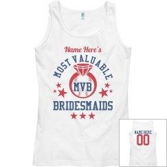 Baseball Bachelorette MVBs