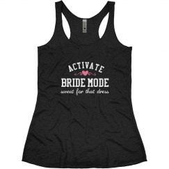 Activate Bride Mode
