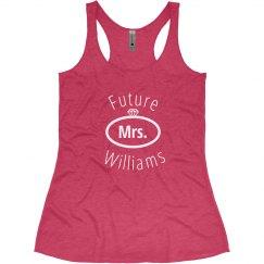 Future Mrs. Tank