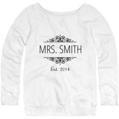 Mrs. Smith Scroll