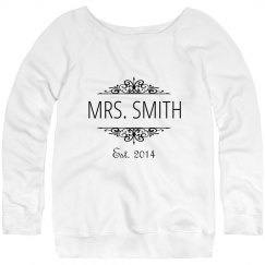 Mrs. Smith Scroll