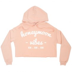 Honeymoon Vibes Crop