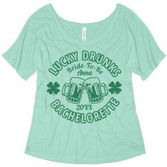 Lucky St. Patrick's Bachelorette