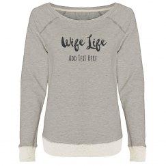 Trendy Script Custom Wife Life