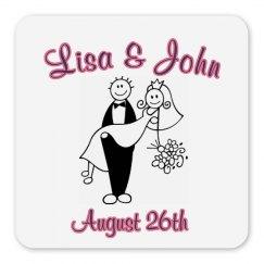 Lisa & John Magnet