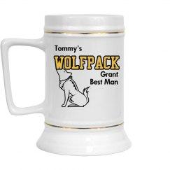 Wolfpack Stein
