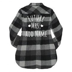 Future Mrs. Trendy Flannel