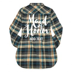 Custom MOH Plaid Script