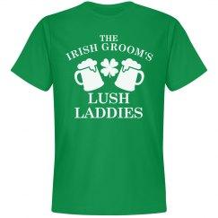 St Patricks Day Bachelor Lads