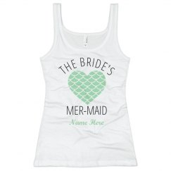 The Mer-Maid Bridal Party