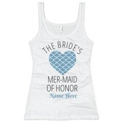 Mer-Maid Of Honor