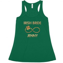 Irish Bride Tshirt