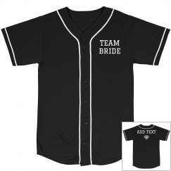 Custom Team Bride Jersey