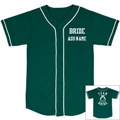 Ballpark Team Bride