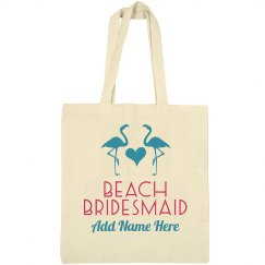 Flamingo Beach Bridesmaid
