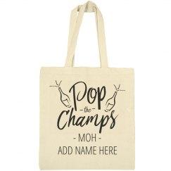 Custom Pop Champs Bridal Party