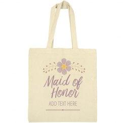 Lavender Floral MOH Gift