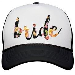Bride Trucker Cap