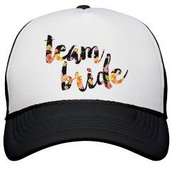 Team Bride Cap