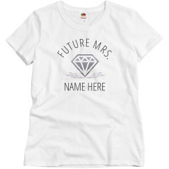 Metallic Diamond Future Mrs