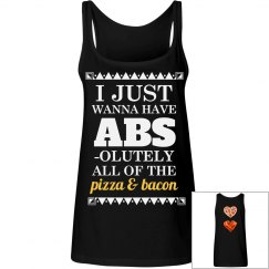 I just wanna have ABS