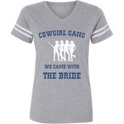 Cowgirl Gang Dress