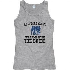 Cowgirl Gang Tank
