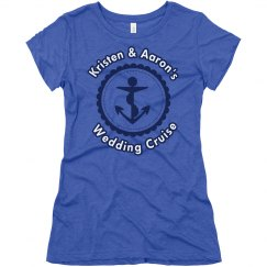 Wedding Cruise Tee