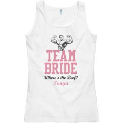 Team Bride Hunk
